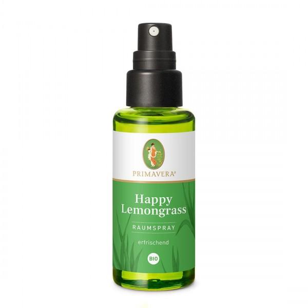 Happy Lemongrass Raumspray*bio