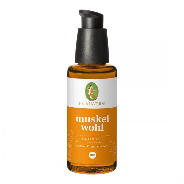 Muskelwohl Aktiv ÖL*bio