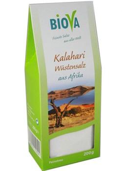 Kalahari Wüstensalz fein / Süd-Afrika