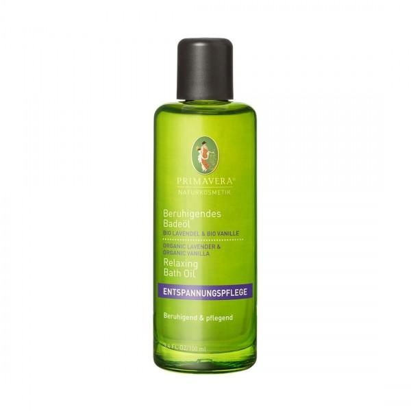 Beruhigendes Badeöl Lavendel Vanille*bio