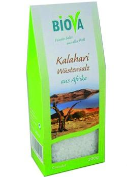 Kalahari Wüstensalz Granulat / Süd-Afrika