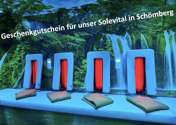 Gutschein für unser Solevital in Schömberg