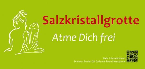 Gutschein für unsere Salzgrotte in Schömberg