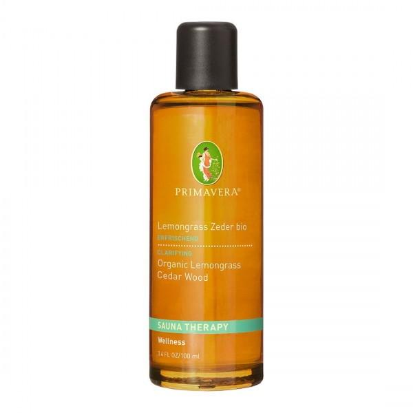 Aroma Sauna Lemongrass Zeder*bio